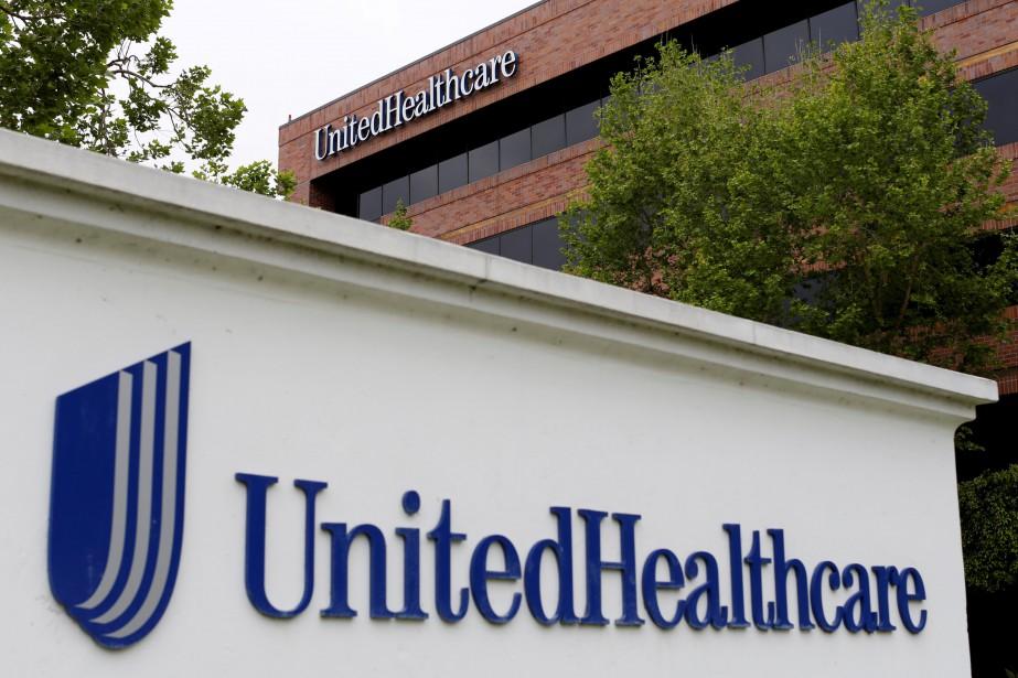 UnitedHealthest le plus grand assureur américain.... (REUTERS)