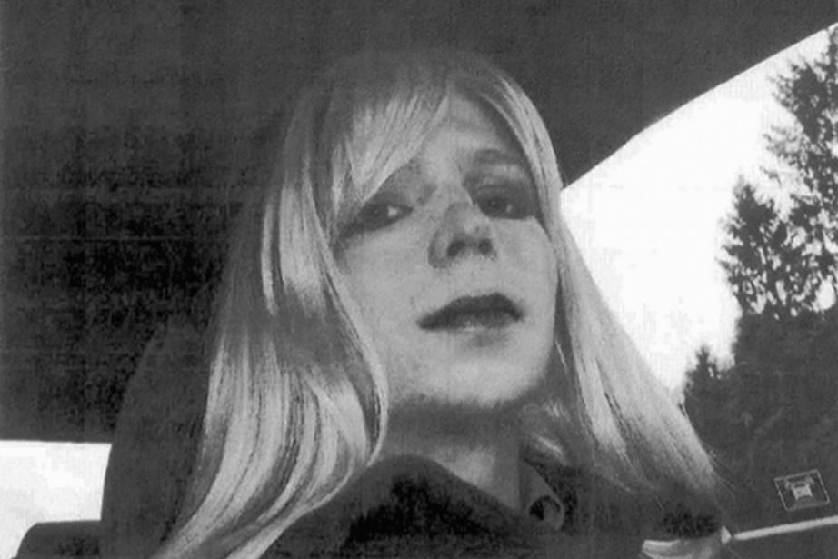 Chelsea Manning... (PHOTO ARCHIVES ARMÉE AMÉRICAINE/AP)