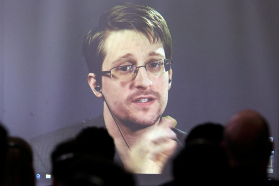 Edward Snowden vit en Russie depuis 2013.... (PHOTO ARCHIVES REUTERS)
