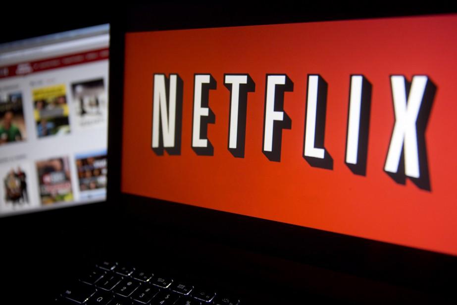 La multinationale américaine Netflix, au coeur des... (PHOTO ARCHIVES BLOOMBERG)