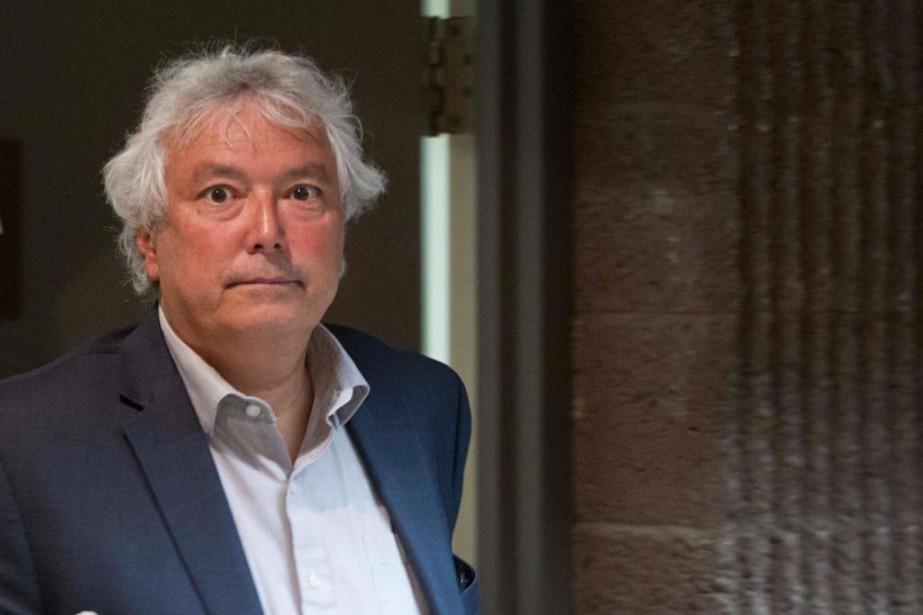 Fondateur de la firme Avantages Services financiers qu'il... (Photo Ivanoh Demers, Archives La Presse)