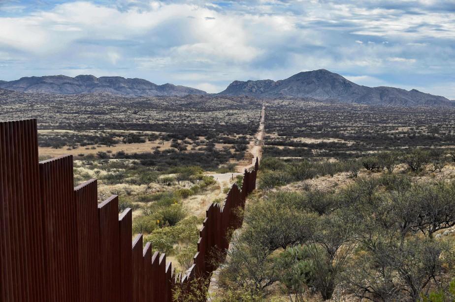 Les quelque 3000kilomètres de frontière avec le voisin... (Photo Alfredo Estrella, archives Agence France-Presse)