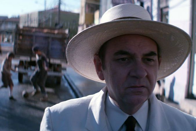 Luis Gnecco dans Neruda... (Photo fournie par AZ Films)