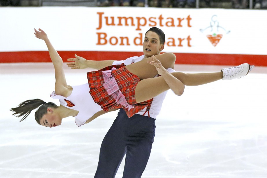 Vanessa Chartrand et Alexander Seidel | 20 janvier 2017