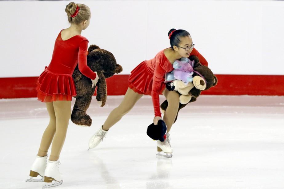 Championnats nationaux de patinage | 20 janvier 2017
