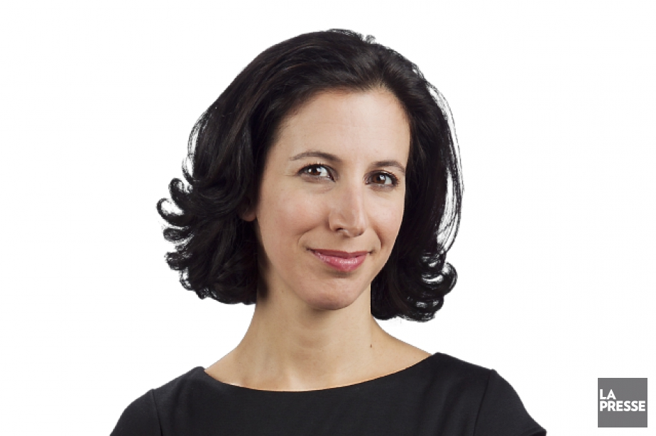 Rima Elkouri... (Photo La Presse)
