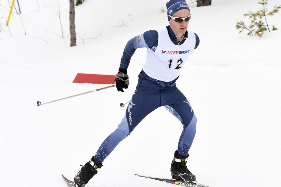 La première des deux étapes de sélection pour la finale provinciale des Jeux du Québec 2017 à Alma a été tenue au Norvégien, hier. Vincent Pouliot a fait la moitié du travail en remportant l'étape en style libre, dans la classe midget. En fin de semaine prochaine, les jeunes prendront part à l'étape en style classique au club Dorval d'Alma. (Le Progrès-Dimanche, Rocket Lavoie)