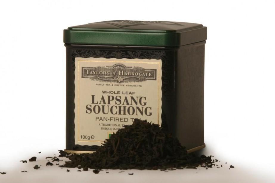 Le Lapsang Souchong peut séduire comme déplaire, notamment... (Photo Martin Tremblay, archives La Presse)