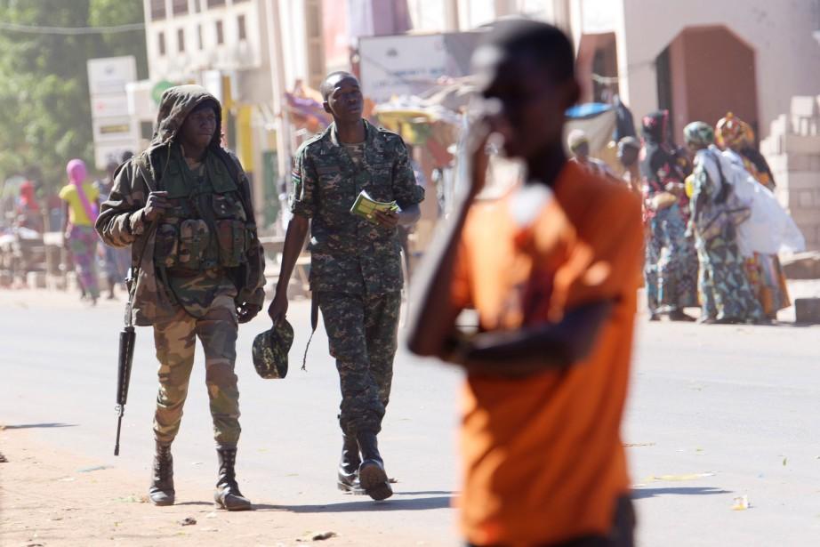 «La sécurité en Gambie est encore fragile», a... (AFP)