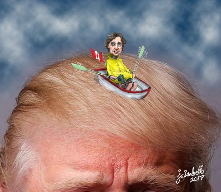 Caricature du 21 janvier | 23 janvier 2017