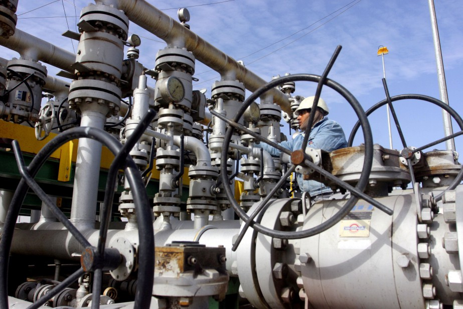 Les cours du pétrole ont légèrement avancé... (Photo Essam Al-Sudani, Reuters)