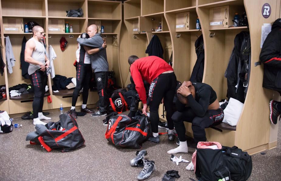 La jeune franchise de la Ligue canadienne de football n'a pas gagné la coupe Grey. Le 29 novembre 2015. le Rouge et Noir s'incline 26-20 aux mains des grands favoris, les Eskimos d'Edmonton. Henry Burris est nommé joueur par excellence de la LCF en 2015. | 24 janvier 2017