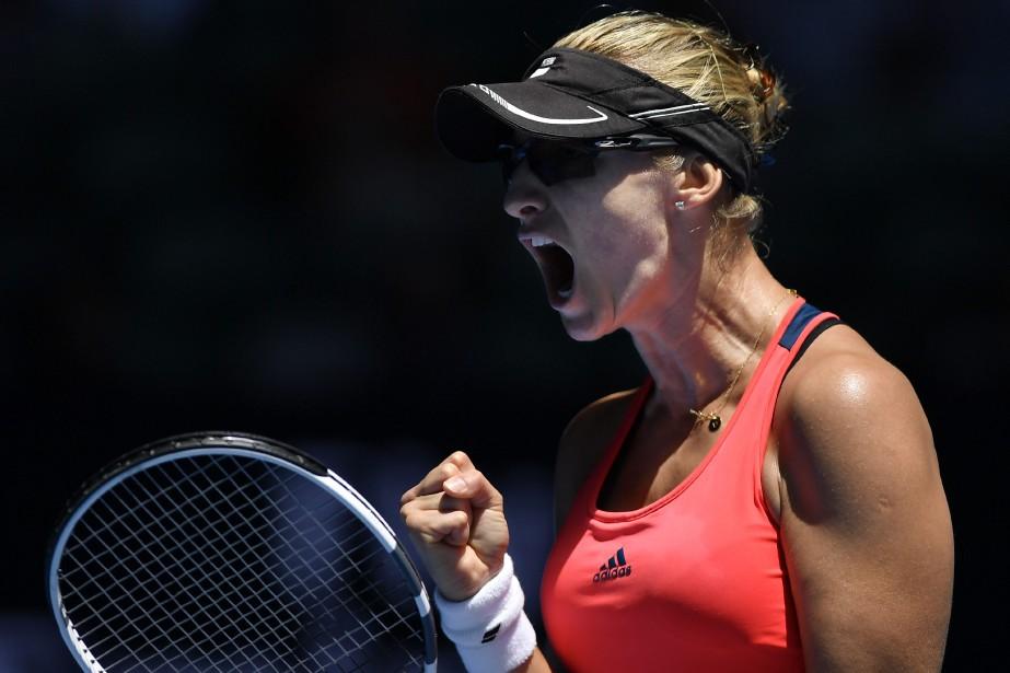 Mirjana Lucic-Baroni... (Photo Andy Brownbill, Associated Press)