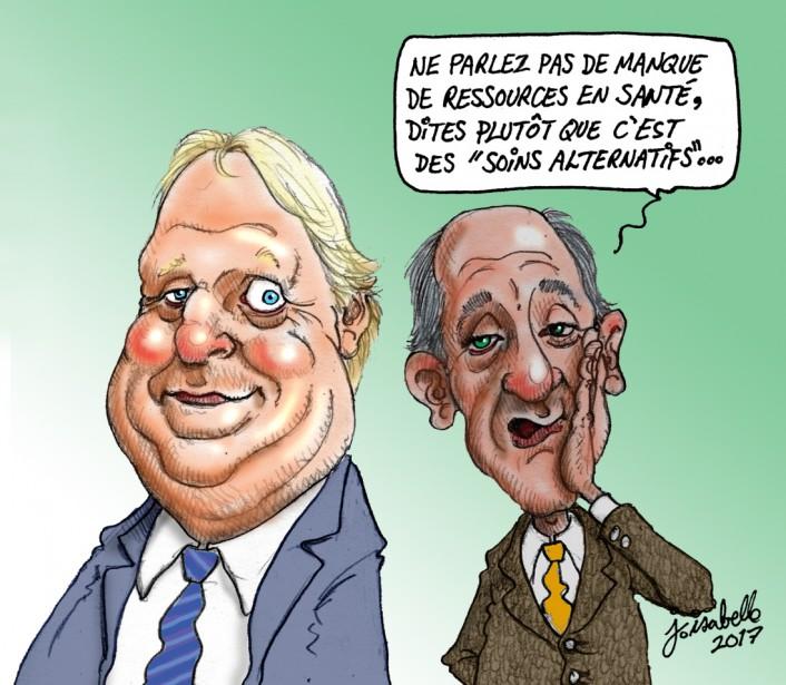 Caricature du 25 janvier | 25 janvier 2017