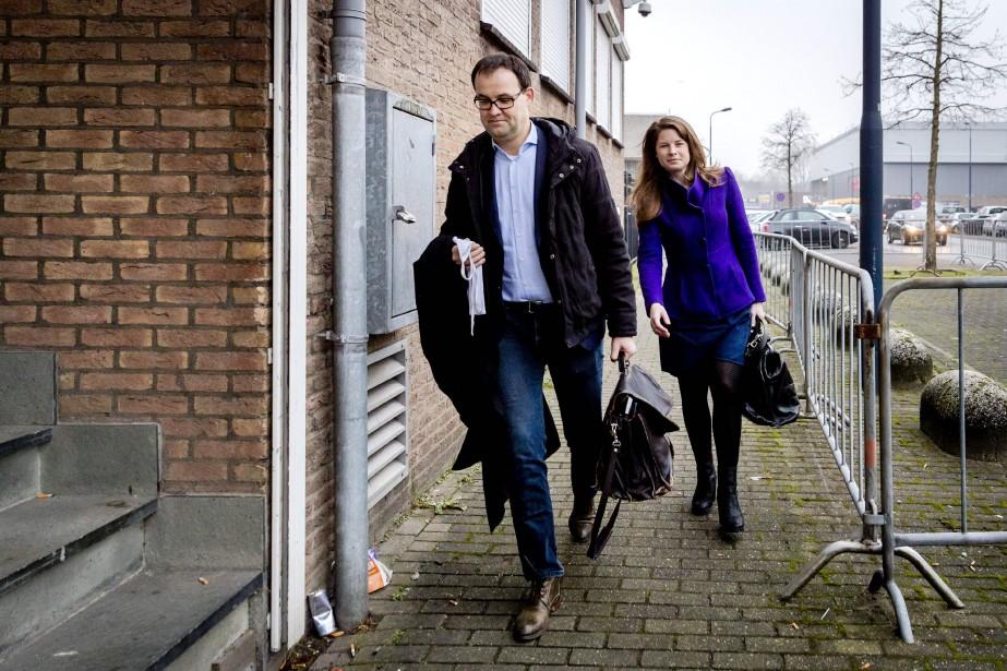Un Néerlandaisfait l'objet de 72 accusations, notamment de... (Photo Remko de Waa, Agence France-Presse)
