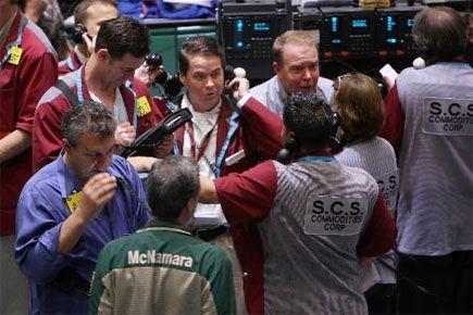 Le baril de «light sweet crude»a perdu 43cents... (Photo archives Agence France-Presse)