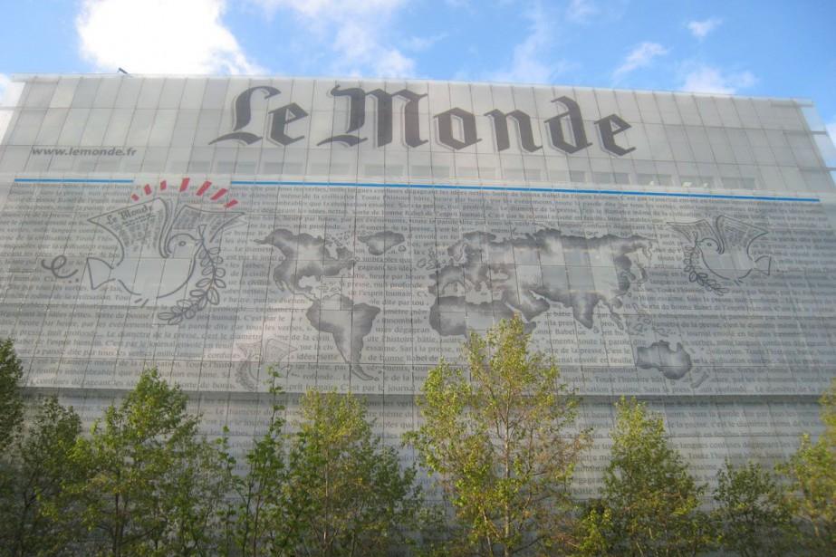 La presse française s'associe aux géants informatiques... (PHOTO ARCHIVES AFP)