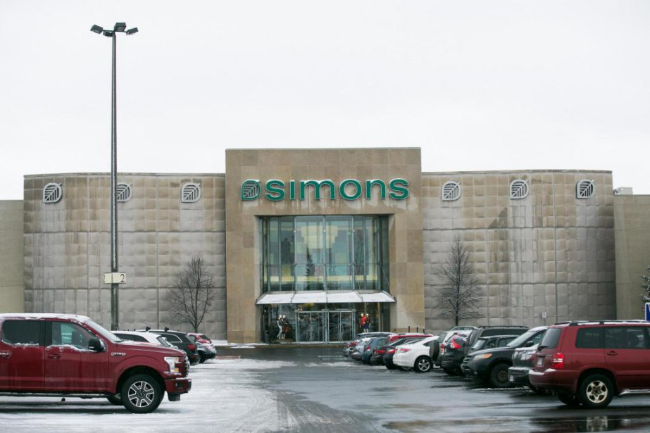 Ouvert en 2001, le magasin Simons de Saint-Bruno... (photo martin tremblay, la presse)