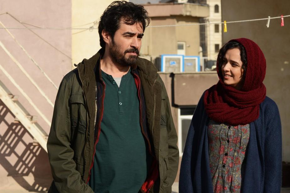 Shahab Hosseini etTaraneh Alidousti dans une scène du... (fournie par Cohen Media Group)