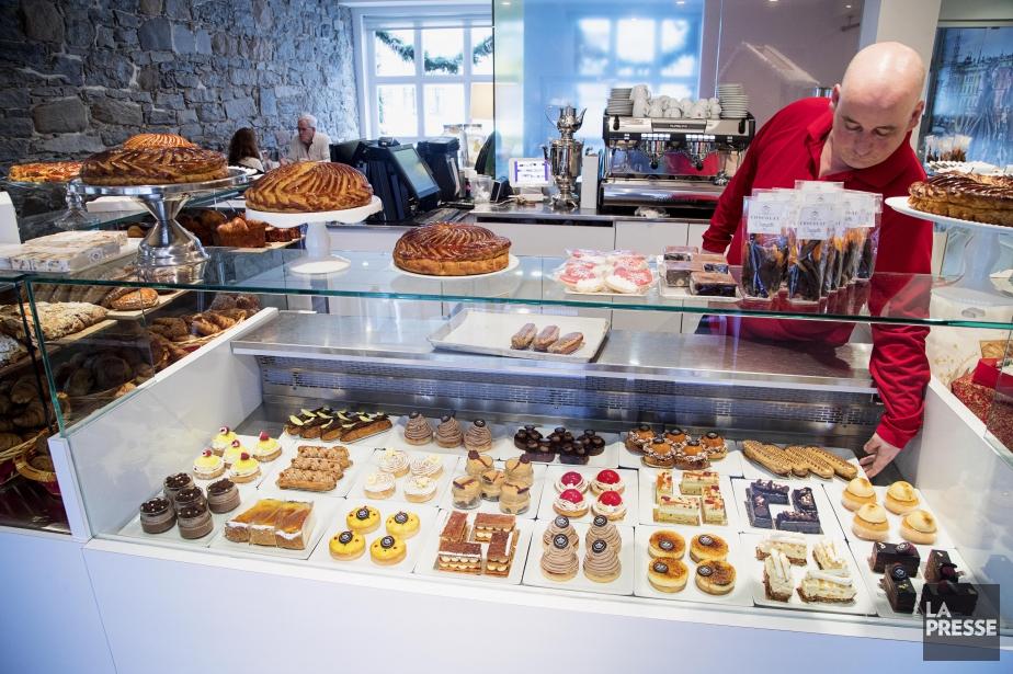 On va à la pâtisserie de Christian Faure,... (PHOTO ALAIN ROBERGE, LA PRESSE)