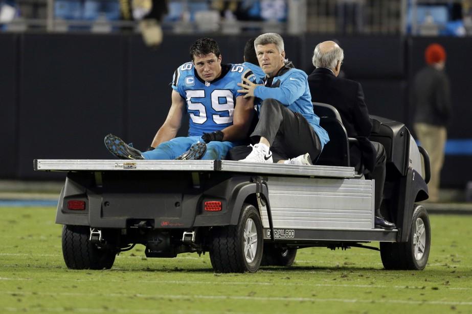 Les dirigeants de la NFL ont indiqué que... (Photo Bob Leverone, AP)