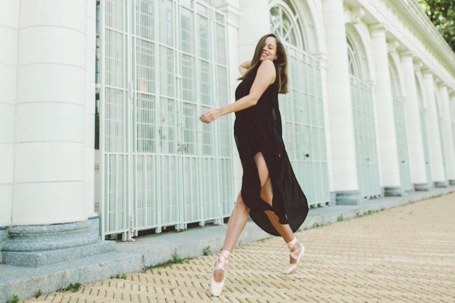 La première danseuse Ashly Isaacs sera la doublure... (Photo tirée de Facebook)