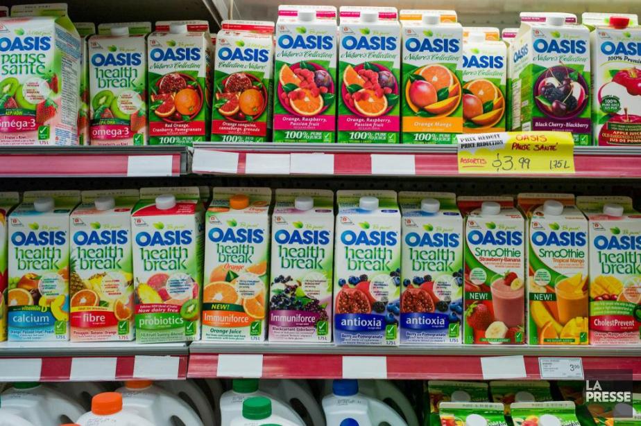 «On est le plus grand fournisseur de vitamine... (PHOTO EDOUARD PLANTE-FRÉCHETTE, ARCHIVES LA PRESSE)