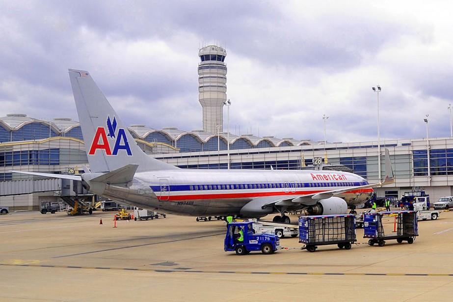 La compagnie aérienne American Airlines a... (PHOTO KAREN BLEIER, ARCHIVES AFP)