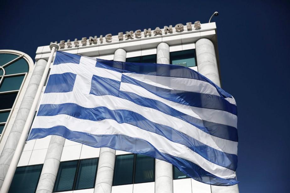 Les créanciers de la Grèce, zone euro... (PHOTO PETROS GIANNAKOURIS, ARCHIVES AP)