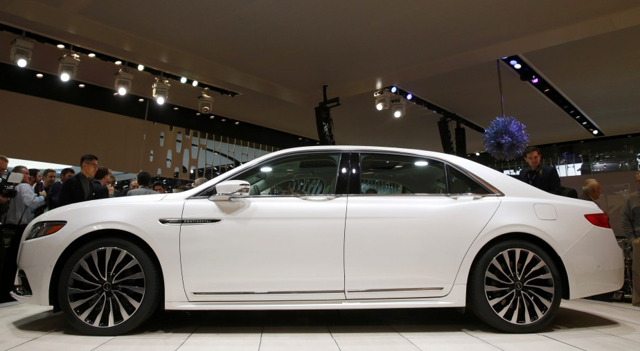 La Lincoln Continental (REUTERS)