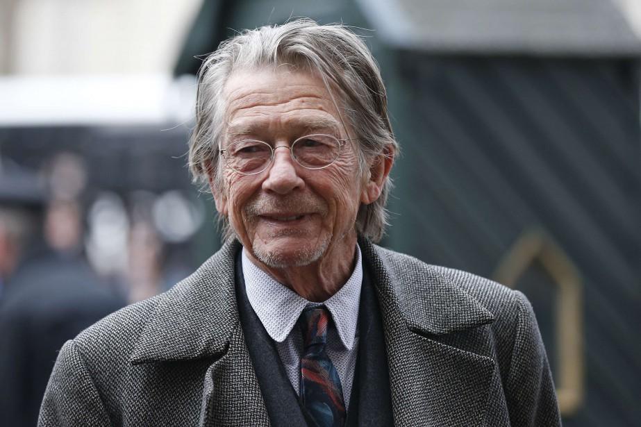 L'acteur anglais John Hurt... (Photo Suzanne Plunkett, archives REUTERS)