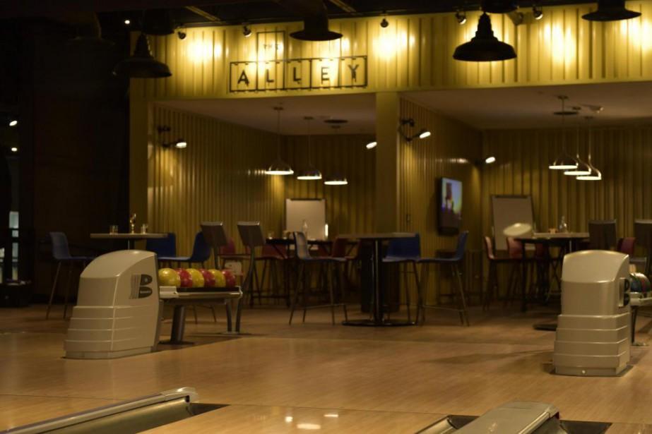 The Rec Room par Cineplex, aire de divertissements...