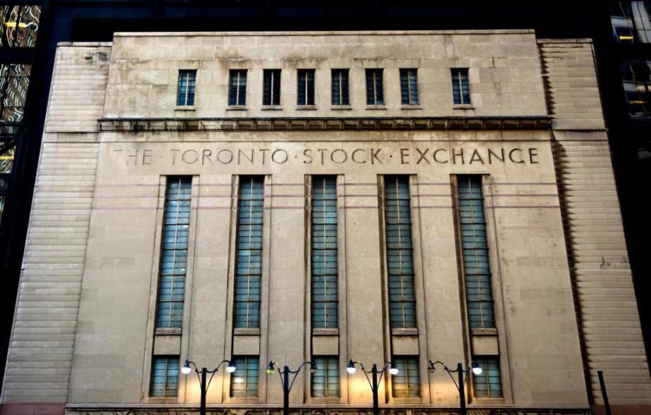 La Bourse de Toronto a connu une année... (photo brent lewin, archives bloomberg)