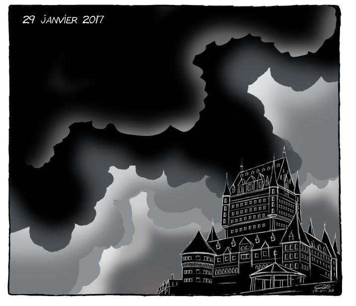Caricature du 31 janvier | 31 janvier 2017