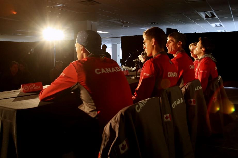 Le Canada affronte la Grande-Bretagne du 3 au 5 février à l'aréna de la Place TD. | 31 janvier 2017