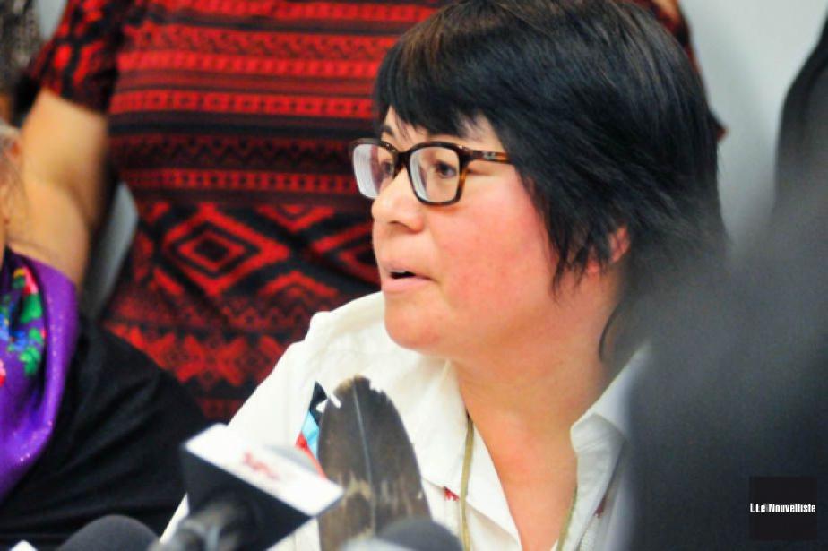 Eva Ottawaétait la première femme autochtone de l'histoire... (Photothèque Le Nouvelliste)