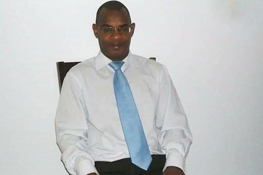 Mamadou Tanou Barry... (Photo Via La Presse canadienne)