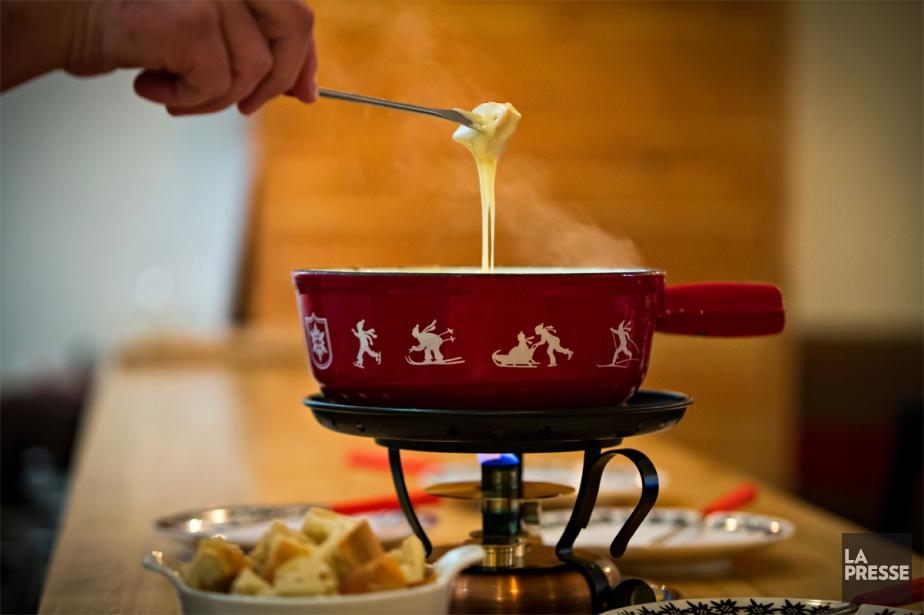 Tout le monde aime la fondue. Mais tout le... (PHOTO OLIVIER JEAN, LA PRESSE)