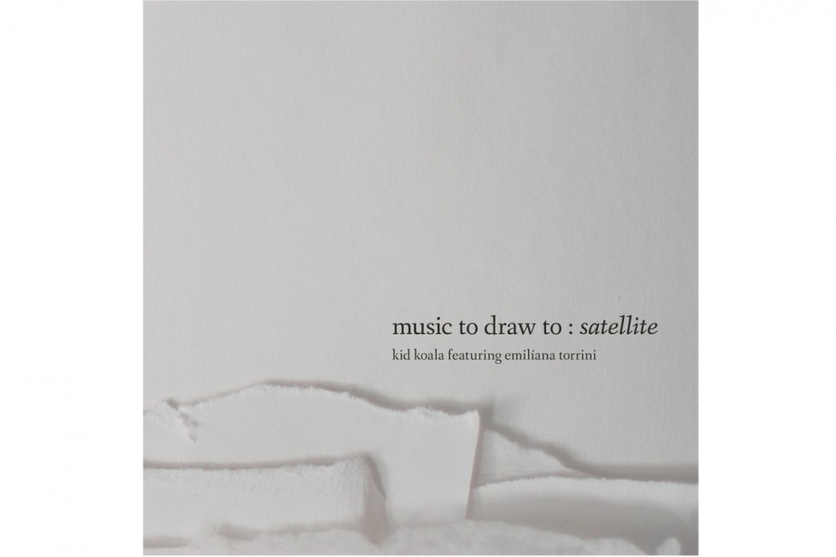 Music To Draw To: Satellite de Kid Koala... (Image fournie par Arts & Crafts)
