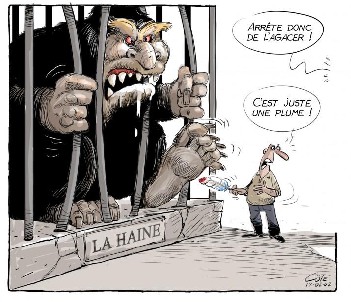 Caricature du 2 février | 2 février 2017