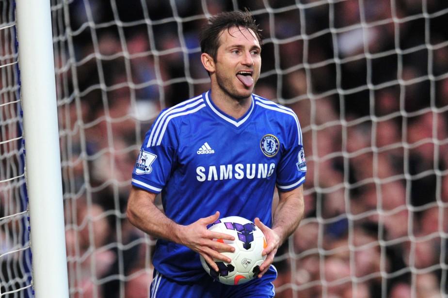 Frank Lamparda passé 13 ans à Chelsea et... (Photo Carl Court, archives AFP)