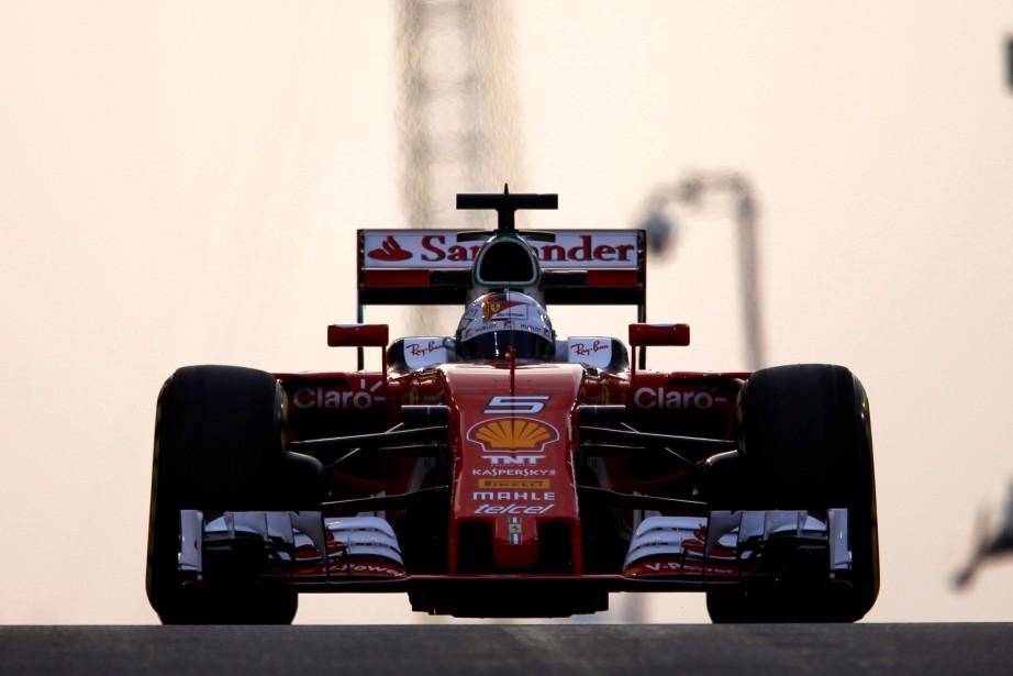 L'écurie Ferrari envisage de devenir actionnaire de la... (photo : REUTERS)