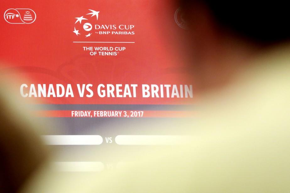 Tableau du tirage de la Coupe Davis. | 2 février 2017