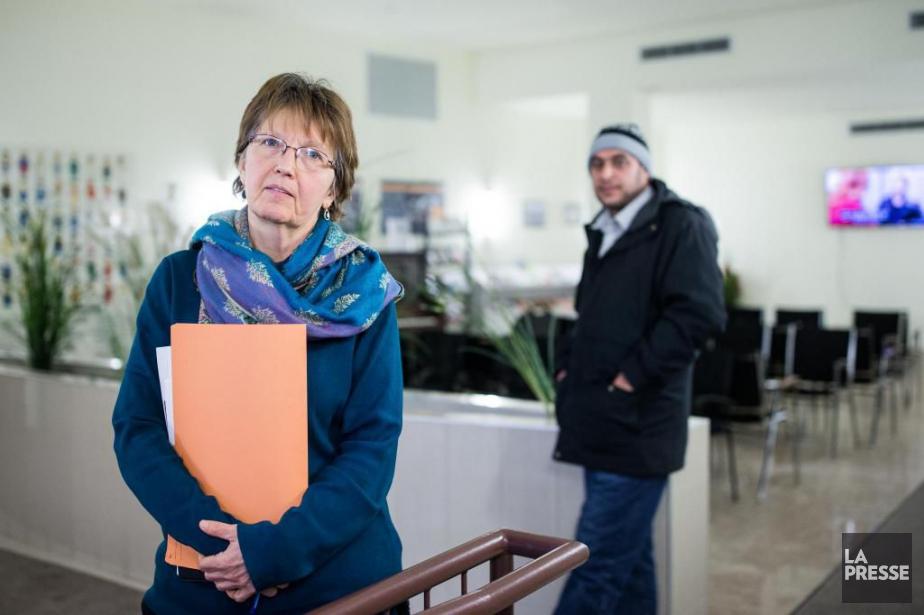 Dominique Lachance,directrice duCentre multiethnique de Québec... (La Presse, Édouard Plante-Fréchette)