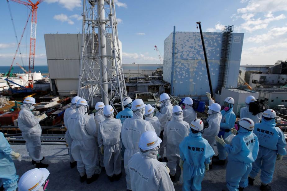 Le réacteur 2 est, à l'instar des 1... (PHOTO Toru Hanai, ARCHIVES REUTERS)