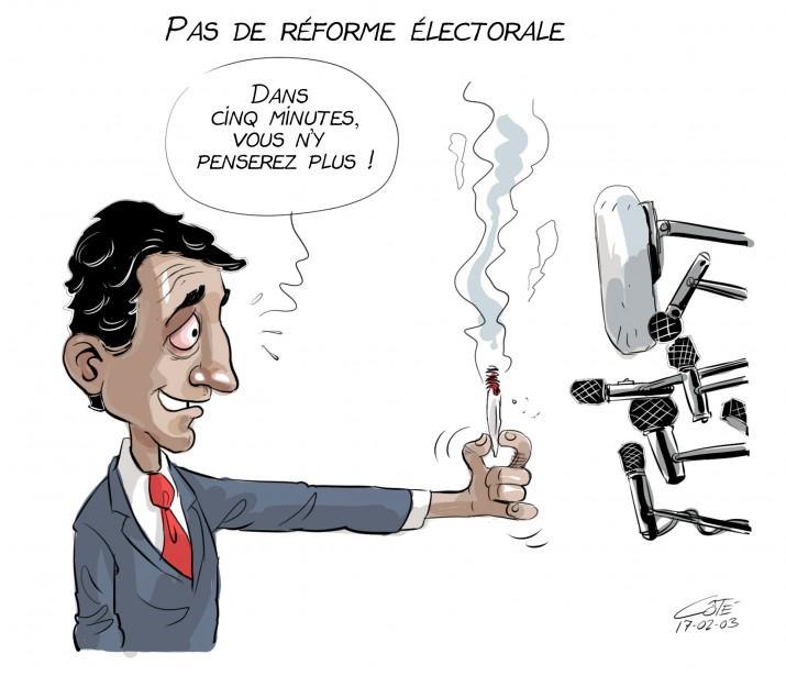 Caricature du 3 février | 3 février 2017