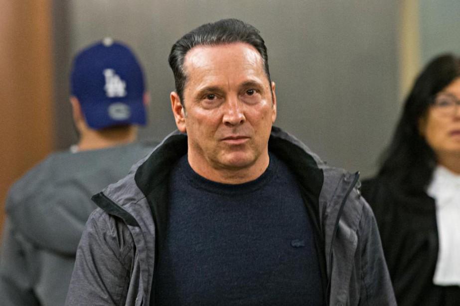 Arrêté mercredi, Andrew Scoppa et ses présumés complices... (photo archives la presse)
