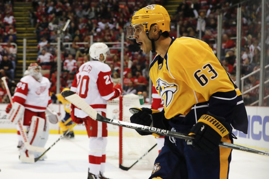 Mike Ribeiro... (Photo Rick Osentoski, USA Today Sports)