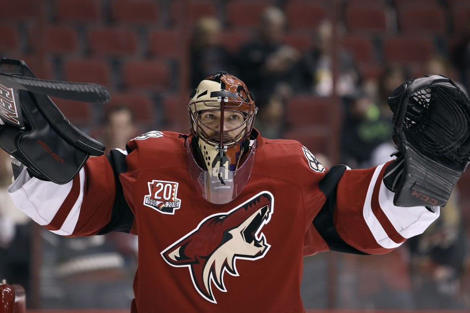 Les Coyotes avaient annoncé en novembre un projet... (Photo AP)