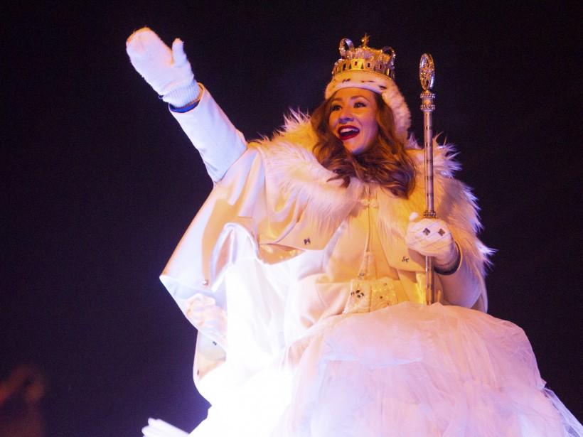 La reine du Carnaval Claudine Julien | 4 février 2017